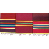 SET OF 3 SOLAPUR SATRANJI AT SPECIAL OFFER / MULTIPURPOSE CARPET