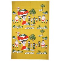 CHOOTA BHEEM CARTOON PRINT COTTON DIWAN SET