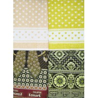 SOLAPURI CHADDAR AND TURKISH COTTON TOWEL COMBO SET OFFER