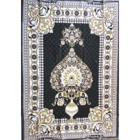 SOLAPUR CHADDAR IN LARGE SIZE ,CARPET DESIGN CHADDAR / BEDSHEET