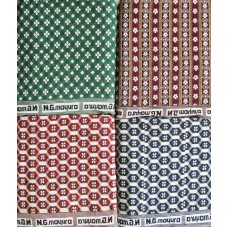SUPERIOR PURE COTTON SMALL DESIGN SOLAPUR CHORSA, CHADDAR IN LARGE SIZE