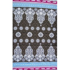 FLORAL DESIGN COLORFUL FAMOUS SOLAPUR CHADDAR IN WOOL AND COTTON,CHADDAR IN LARGE SIZE