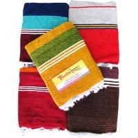 Velvet Satranji / Carpet in Linning Design- Multipurpose Carpet Set of 4 pcs
