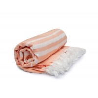 Fine Quality Pure Cotton Soft Fabric Bath Towels Pack Of 2 Pieces