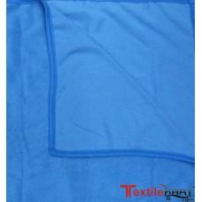 HOSIERY COTTON SPECIAL KIDS BATH TOWELS IN PLAIN DARK COLORS SET OF 2