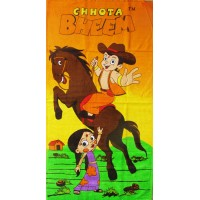 COTTON KIDS BATH TOWEL/SET OF 2 BATH TOWELS/ CARTOON TOWELS FOR KIDS