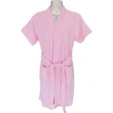Bathrobes / Bathgown / Bathrobe for Men / Women Pink Bathrobe Size S,M, L, XL