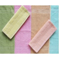 Hand Towel Set/Cotton Hand Towel/Plain colour Hand Towel Set of 6 Pieces