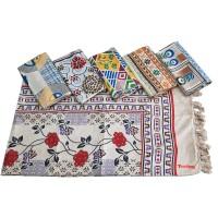 Fresh New Floral Design Single Bed sheet / Thick Bedsheets Set - Pack of 2