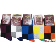 Socks Assorted Classical Quality Set of 3