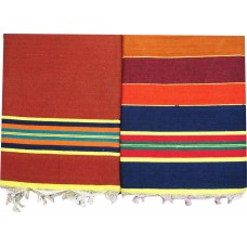 CARPET  SET OF 2 PIECES IN COTTON / DISCOUNT OFFER