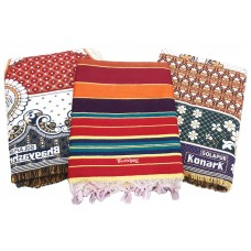 Cotton Linning Solapur Satranji With Floral Design Chaddar / Blanket Combo Pack Of 3 Pieces