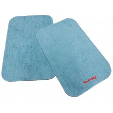 Anti Skid Soft Microfiber Very Durable Heavy Product Door mats Pack Of 2
