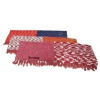 Cotton pooja Aasan Mat Set Of 4