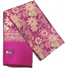 Exclusive Designer Floral Pattern Ladies Shawl