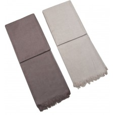 BIG SIZE PLAIN WOOLEN SHAWL / LOHI FOR MEN AND LADIES - 100'' X 50'' IDEAL IN TRAVELLING - PACK OF 1