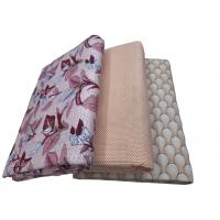 Floral Designer Pure Cotton Reversible Dohar/Ac Blanket For Single Bed Pack Of 1 Piece