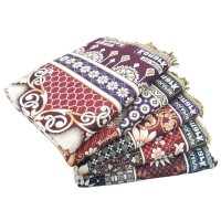 MIX COLOR FLORAL PATTERN 100% COTTON CLASSIC DESIGNER CHADDARS AT WHOLESALE RATE  - PACK  OF 10
