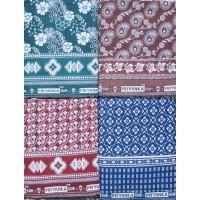 Floral Design 100% Cotton Chaddar / Fancy Pattern Solapur Chaddar