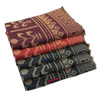 Dollar Solapur Authentic Designed Pure Cotton Dailyuse Chaddar / Blanket For Signle Bed