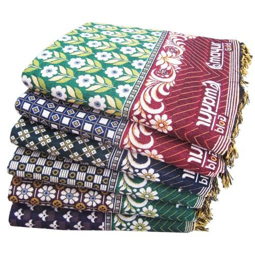 Floral Small Design Large Size Pure Cotton Solapuri