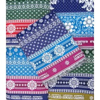 LARGE SIZE CARPET DESIGN THICK QUALITY CHADDAR / BLANKET