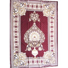 ATTRACTIVE AND DURABLE LARGE SIZE PURE COTTON SOLAPUR CHADDAR